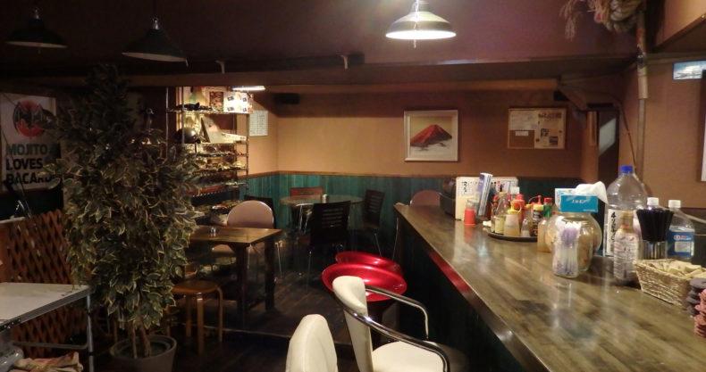 【中井】居酒屋じゅげむ店内画像